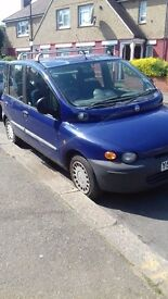 Fiat multipla for sale 400