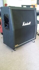 Guitar Amplifier Cabinet (Angled 4x12) - Marshall JCM 900 Lead 1960