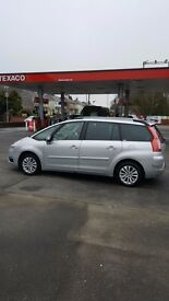 Citreon Grand Picasso 7 Seater - 2.0d Exclusive (top of the range model)