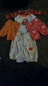 Girls tiny baby clothese