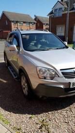 2008 Vauxhall Antata S CDTI 2L Diesel. 65000 miles 12 Mths mot