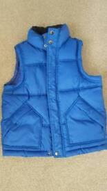Boys Gap body warmer / gilet age 6-7