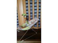 Fisher-Price Woodsy Friends Baby Bouncer For Sale