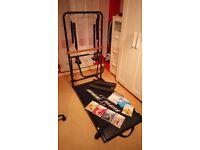 Ellen Croft's Supreme Pilates Machine
