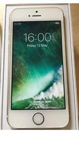 IPhone 5s 16gb unlocked to all network. Excellent condition