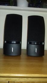 Pair of quality BOSE 161 speakers