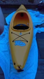 Islander fiesta kayak