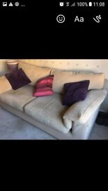 Next 3 seater sofa for sale
