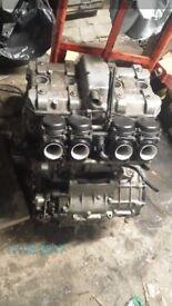 Honda cbr 1000f engine for sale