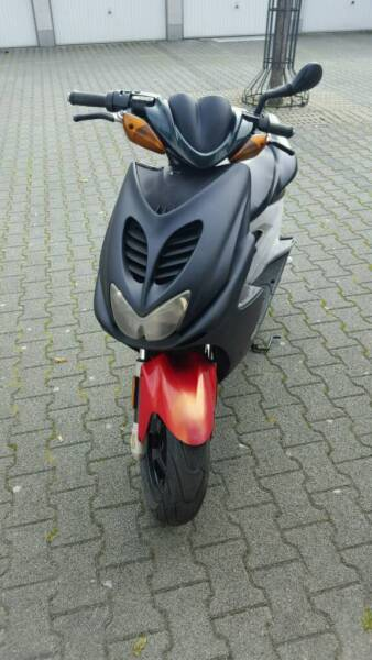 Yamaha mbk nitro roller 50ccm kein piaggio peugeot in for Roller mannheim
