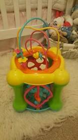 Activity cube great condition