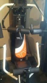 100 kilo york multi gym