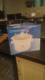 1.5 litre Slow Cooker