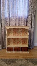 Upcycled Vintage Shelf unit
