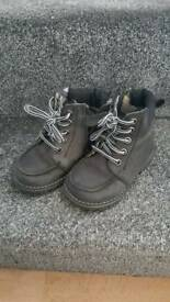 Next boys boots infant size 6