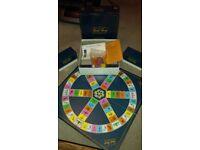 Vintage Trivial pursuit master game genus edition board game 1983