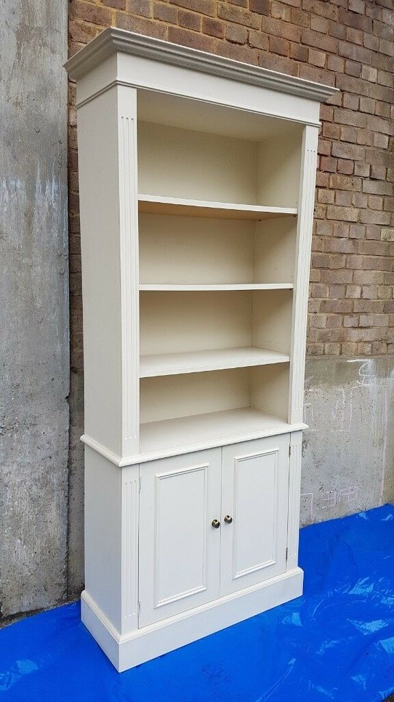 Off White Bookcase Great Condition In Crystal Palace London Gumtree