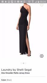 Black Evening Dress Size 10