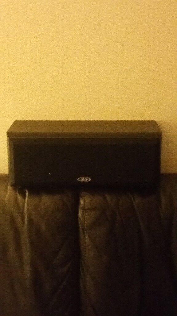eltax atomic centre speaker