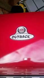 Outback Saturn 6 burner BBQ.