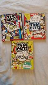 Tom Gates books new