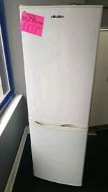 BUSH WHITE  FROST FREE FRIDGE FREEZER