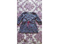 Jojo Maman Bebe Dress - 6-12 months