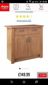 Argos Ohio small sideboard for sale