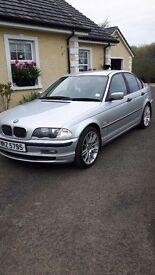 BMW 320d. 2001