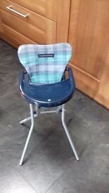 Mamas and Papas Doll Highchair