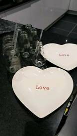 Plates & Glasses