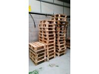 small pallets almost new