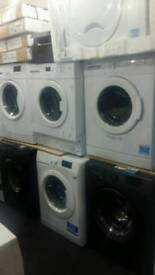 Washing machines on sale warranty included starting price £79.99 CHEAP DEALS Available