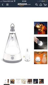 Camping Light, iTechole LED Night Light for Kids,Tent Lantern, Waterproof Portable LED Light