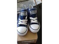 Size 4 Converse Pumps