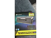 CORSAIR VENGEANCE RGB DDR4 16GB (2x 8GB) 2666mhz. Brand New.