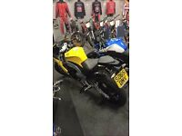 65 plate 2016 Aprilia motorcycle for sale Glasgow
