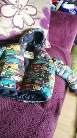 next boys coat size 2 - 3
