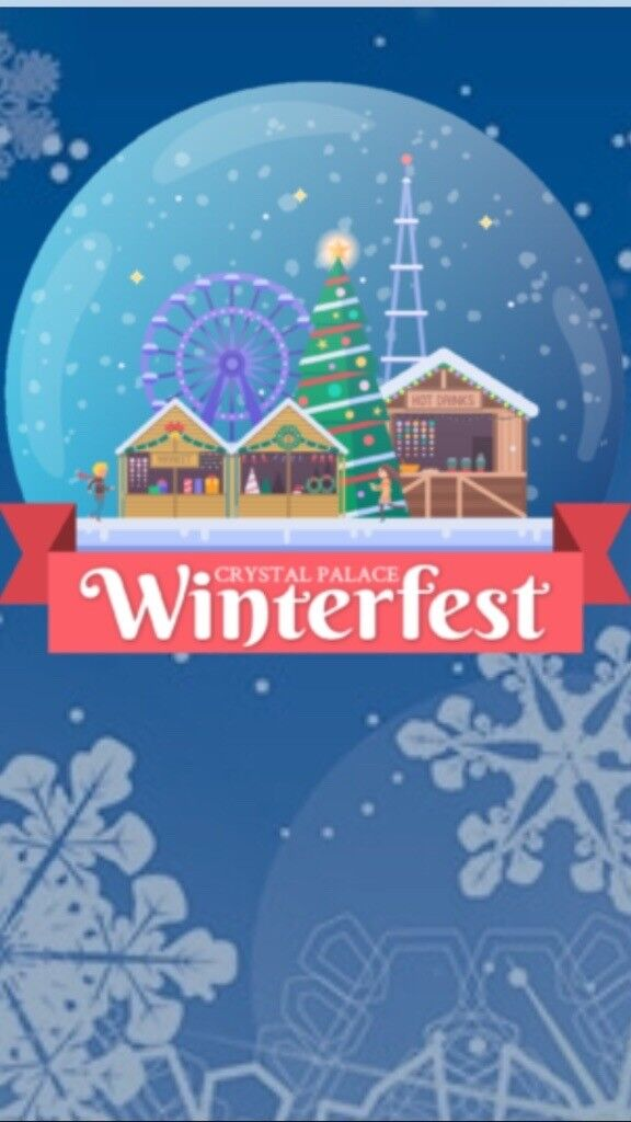 Ride supervisor Winterfest Crystal Palace park