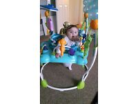 Disney jumperoo excellent condition
