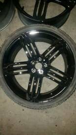 Alloy wheels Audi Q3 or other models