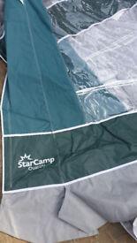 Dorema 275 Starcamp Quattro Caravan Porch Awning