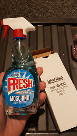 Moschino Fresh Couture 100ml Eau De Toilette Spray For Women