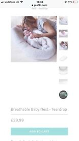 Purflo breatheable nest / teardrop style