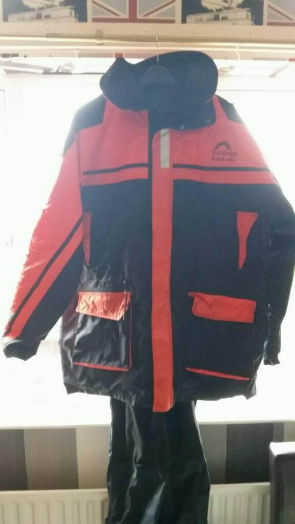 Sundridge sas mk 2 floation suit xxl