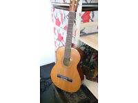 Vintage Resonata Musima Fretless Classical Guitar