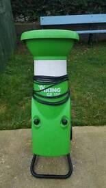 Viking GE150 electric shredder