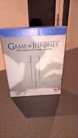Game of thrones season 3 on blu ray