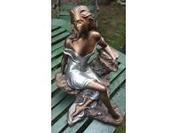 Retired 1990 Austin sculpture