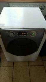 """WEEK END SPECIAL""Free delivery HOTPOINT AQUALTIS 11kg load ""SUPER CLEAN"" 129.94. Offers Considered."